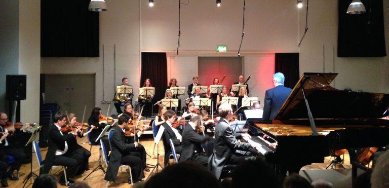 Brandenberg Beehive Concert