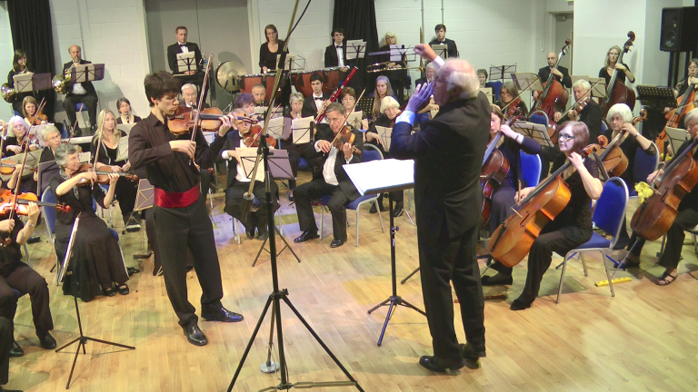 ISCA Ensemble & Emmanuel Bach at the Beehive