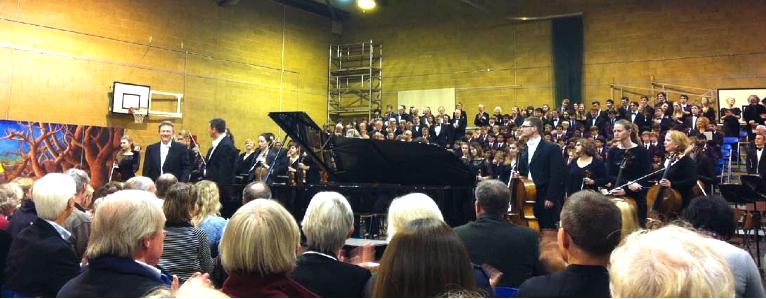 Tiffin Concert, 2012