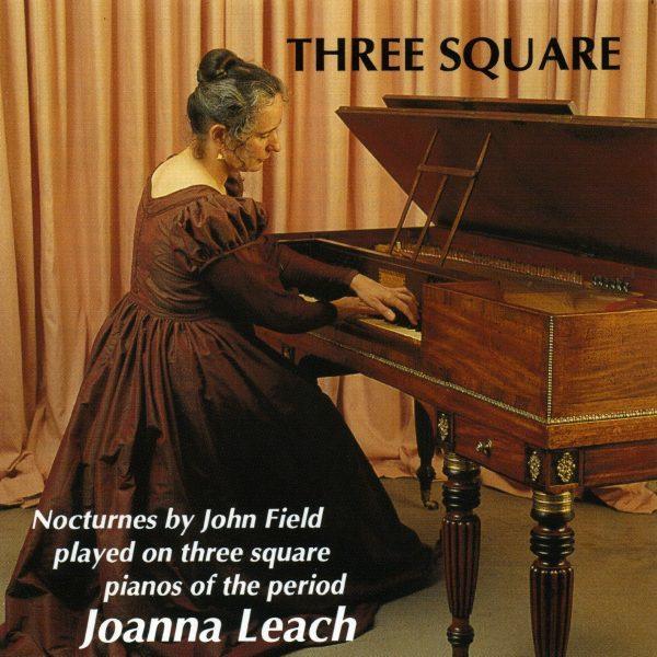 "CD cover 23001: ""Three Square"""