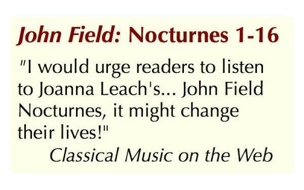 Disc-Field nocturnes